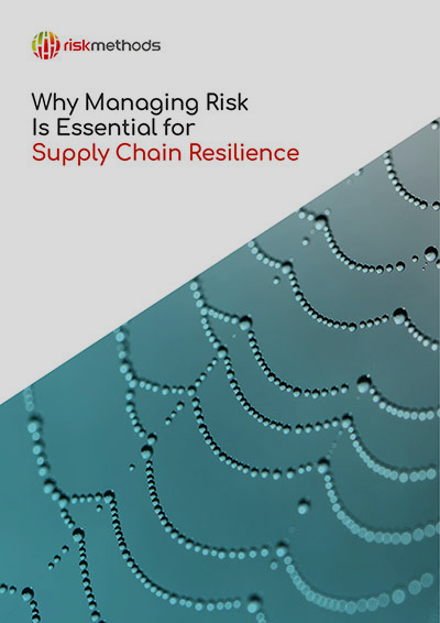 Why Managing Risk Is Essential for Supply Chain Resilience
