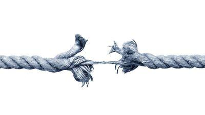 Supplier Relationship Management is as fragile as a rope threatening to break
