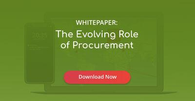 Whitepaper The Evolving Role of Procurement
