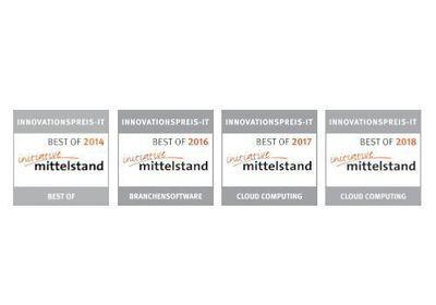 Initiative Mittelstand Innovationspreis IT