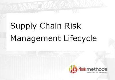 Whitepaper Supply Chain Risk Management Lifecycle