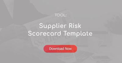 supplier-risk-scorecard