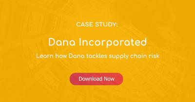 Case Study Dana Incorporated